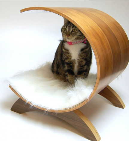 Designer pet beds mod dog blog - Sofas para gatos ...